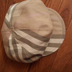 Burberry Accessories - BURBERRY newsboy hat!